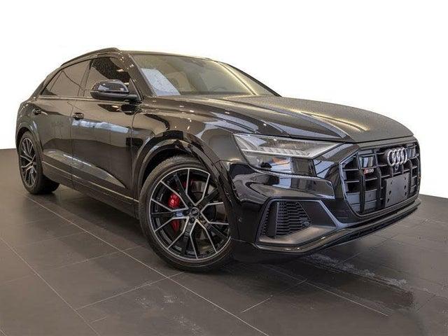 2020 Audi SQ8 4.0T quattro Premium Plus AWD