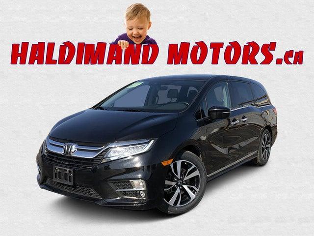 2018 Honda Odyssey Touring FWD
