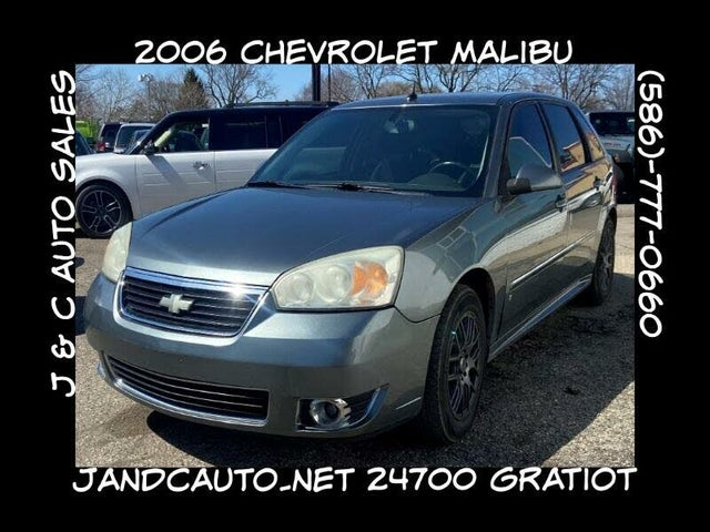2006 Chevrolet Malibu Maxx LTZ FWD