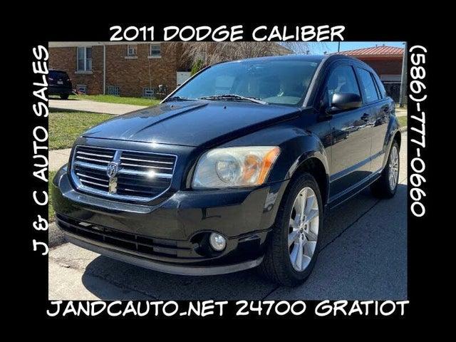 2011 Dodge Caliber Heat FWD