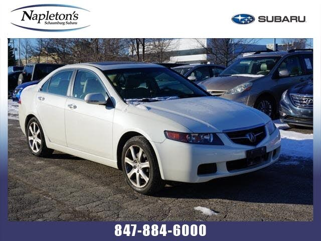 2005 Acura TSX Sedan FWD with Navigation