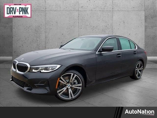 2020 BMW 3 Series 330i xDrive Sedan AWD