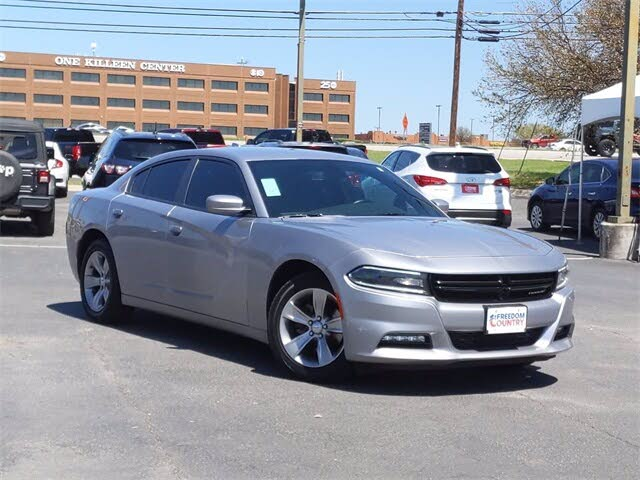 2018 Dodge Charger SXT Plus RWD