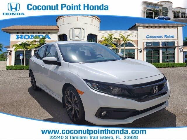 2021 Honda Civic Sport FWD