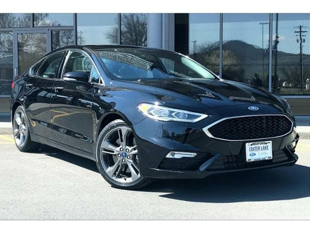 2018 Ford Fusion Sport AWD