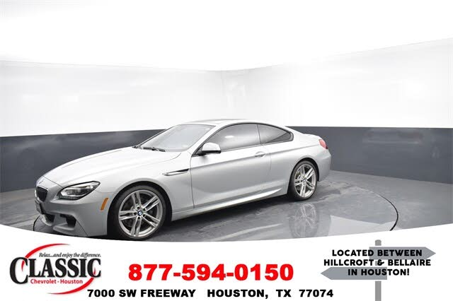 Used Bmw 6 Series For Sale In Houston Tx Cargurus