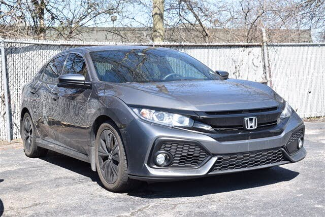 2017 Honda Civic Hatchback EX-L with Nav and Honda Sensing