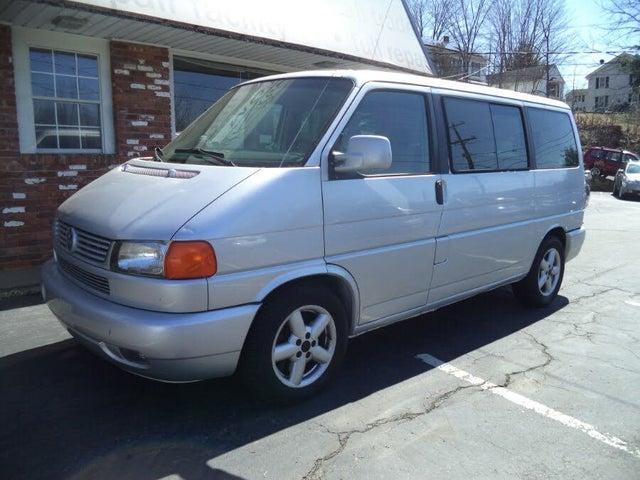 2002 Volkswagen EuroVan 3 Dr GLS Passenger Van