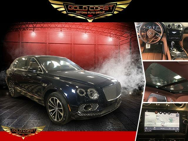 2018 Bentley Bentayga W12 Black Edition AWD