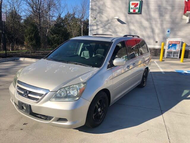 2005 Honda Odyssey EX-L FWD
