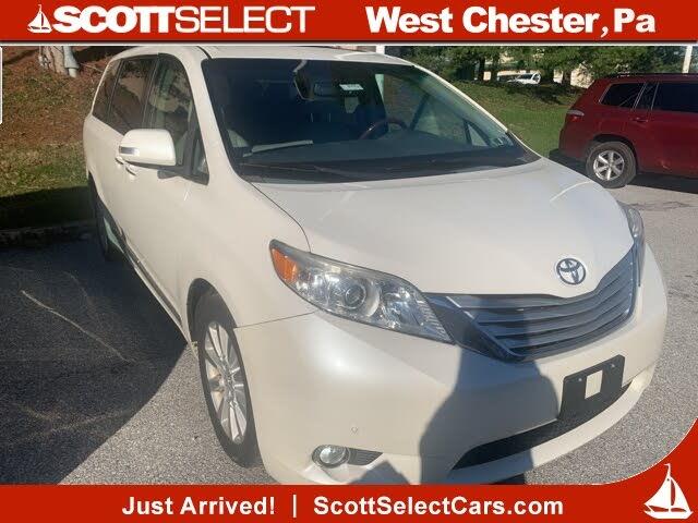 2014 Toyota Sienna Limited 7-Passenger AWD