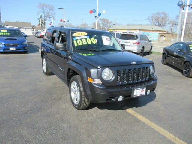 2015 Jeep Patriot Limited 4WD
