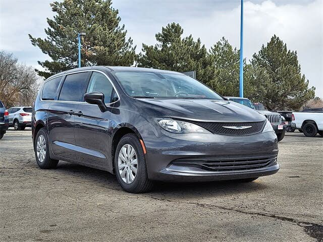 2018 Chrysler Pacifica L FWD