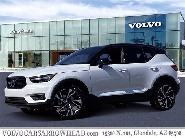 2021 Volvo XC40 T5 R-Design AWD