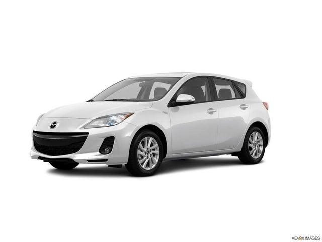 2013 Mazda MAZDA3 i Grand Touring Hatchback