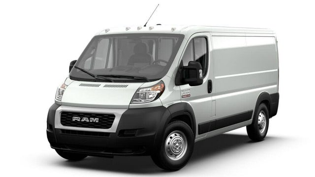 2021 RAM ProMaster 2500 136 Low Roof Cargo Van FWD