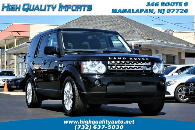 2011 Land Rover LR4 Base