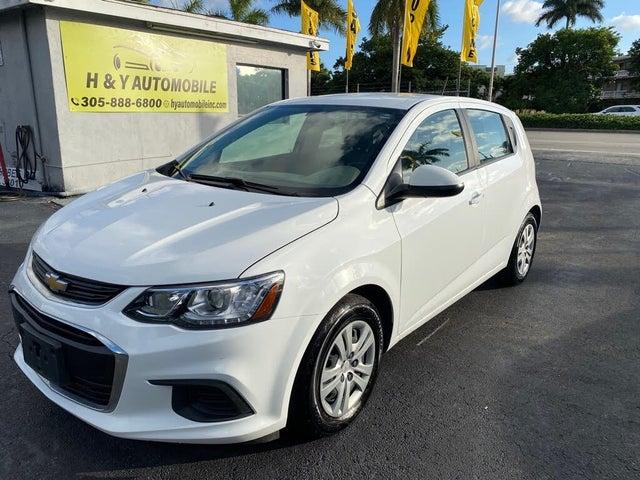 2019 Chevrolet Sonic LT Fleet Hatchback FWD