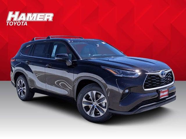 2021 Toyota Highlander Hybrid XLE FWD