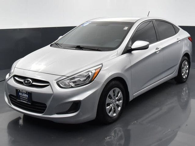 2016 Hyundai Accent SE Sedan FWD