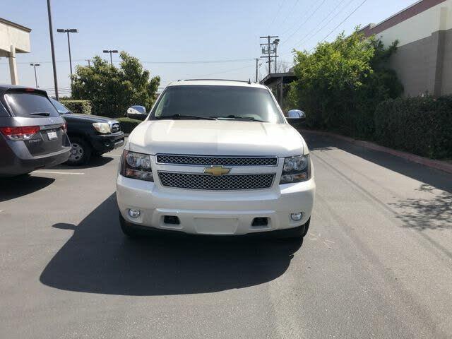 2014 Chevrolet Suburban 1500 LTZ RWD