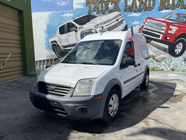 2011 Ford Transit Connect Cargo XL FWD
