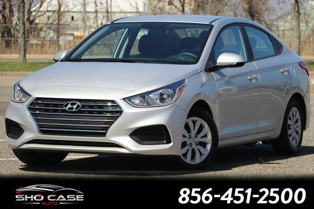 2020 Hyundai Accent SE Sedan FWD