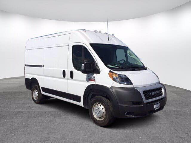 2021 RAM ProMaster 1500 136 High Roof Cargo Van FWD
