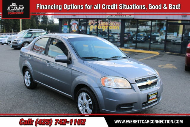 2011 Chevrolet Aveo LS Sedan FWD