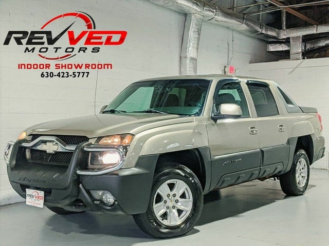 2002 Chevrolet Avalanche 1500 RWD