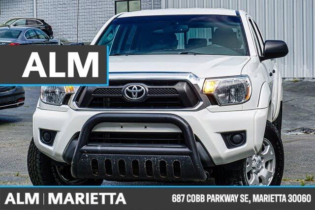 2015 Toyota Tacoma Double Cab V6 LB 4WD