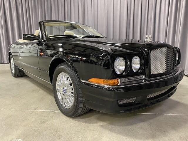 2001 Bentley Azure RWD