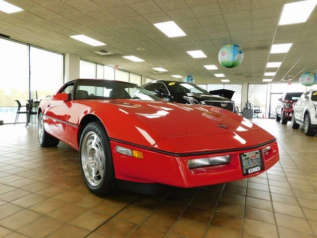 1990 Chevrolet Corvette Convertible RWD