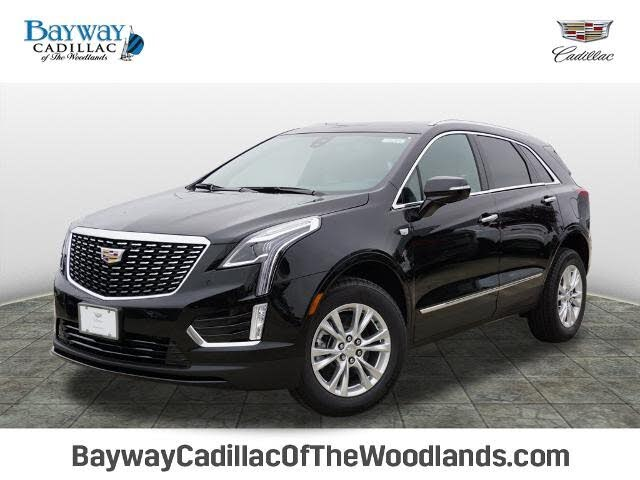 2021 Cadillac XT5 Luxury FWD