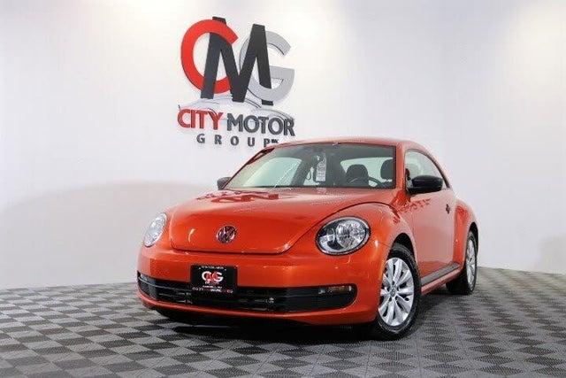 2016 Volkswagen Beetle Classic