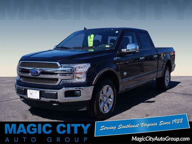 2020 Ford F-150 King Ranch SuperCrew LB 4WD