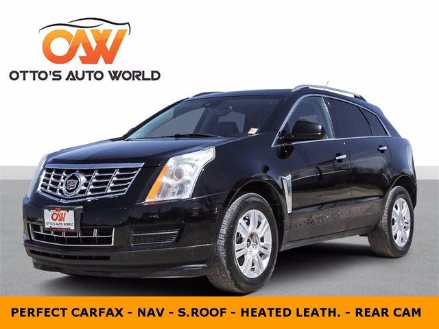 2015 Cadillac SRX Luxury FWD