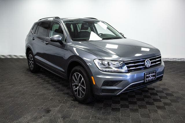 2019 Volkswagen Tiguan SEL R-Line 4Motion AWD