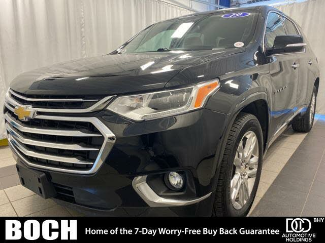 Used 2019 Chevrolet Traverse For Sale With Photos Cargurus