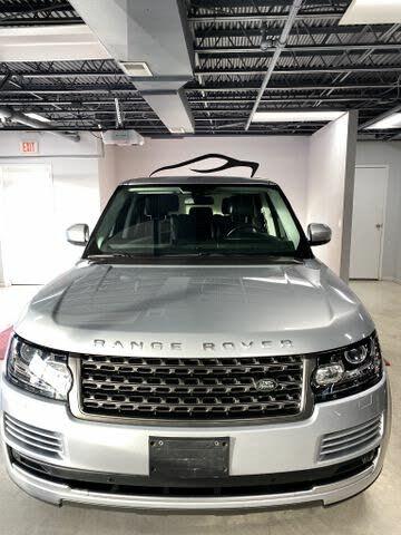 2015 Land Rover Range Rover V6 4WD