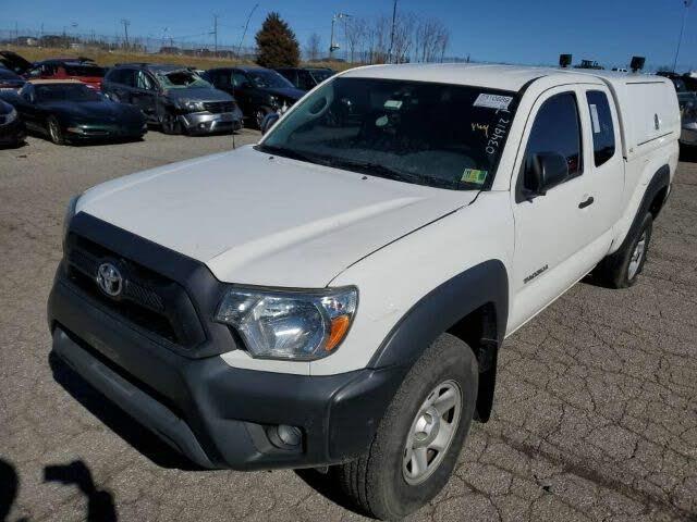 2014 Toyota Tacoma PreRunner Access Cab SB