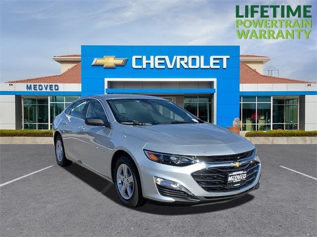 2021 Chevrolet Malibu LS FWD