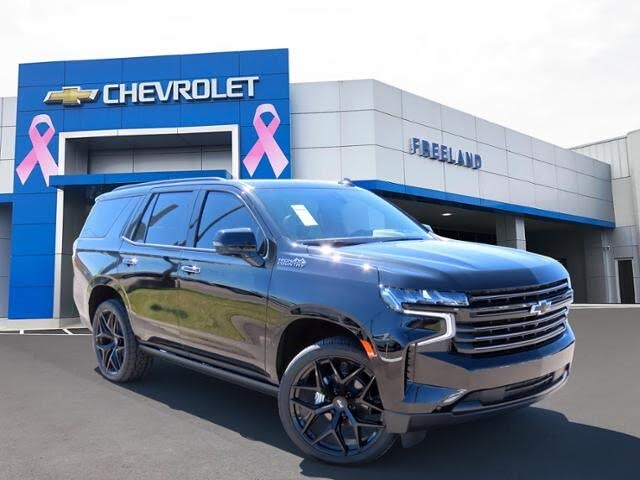 2021 Chevrolet Tahoe High Country RWD