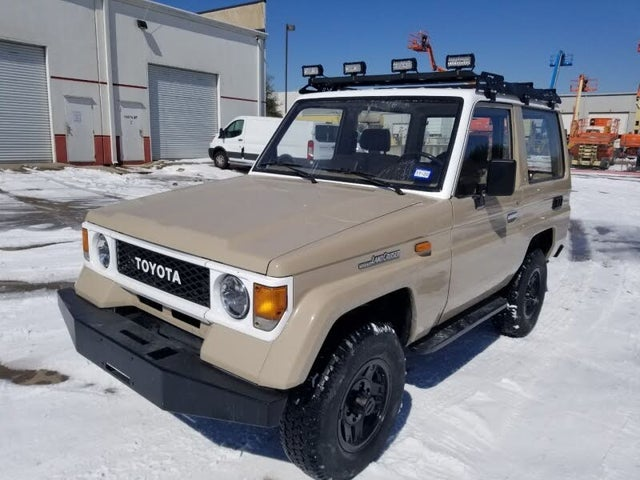 1985 Toyota Land Cruiser 60 Series 4WD