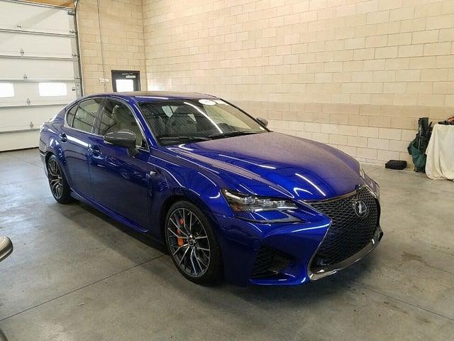 2016 Lexus GS F F RWD
