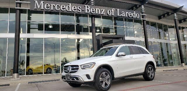 2020 Mercedes-Benz GLC-Class GLC 300 RWD