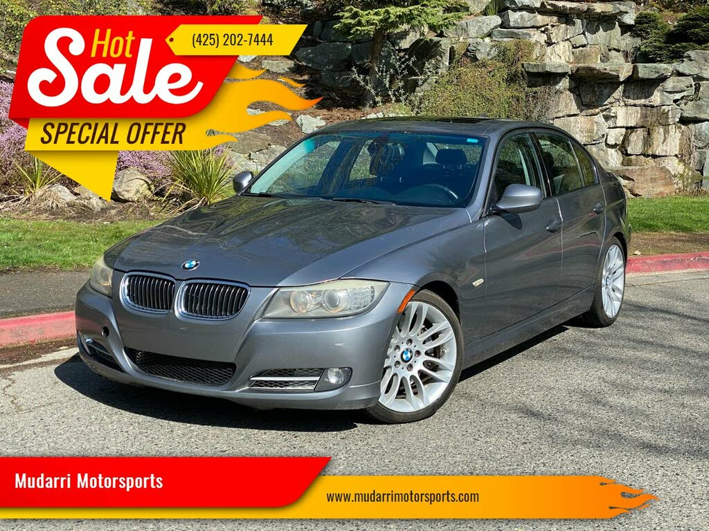 Used Bmw 3 Series 335d Sedan Rwd For Sale Right Now Cargurus