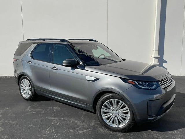 2017 Land Rover Discovery HSE Td6 AWD