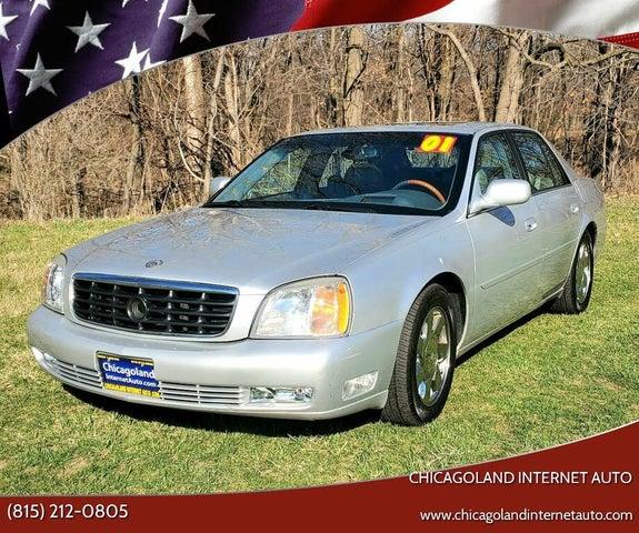 2001 Cadillac DeVille DTS Sedan FWD