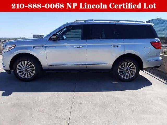 2018 Lincoln Navigator Premiere 4WD
